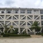 田上中学校校舎耐震改修